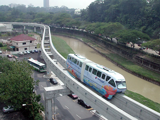 mumbai monorail essay The pink, blue and green monorail cars do a lot to brighten the city's drabness, but the system's limited reach has raised doubts about its ability to help solve mumbai's transport- and traffic-related problems.