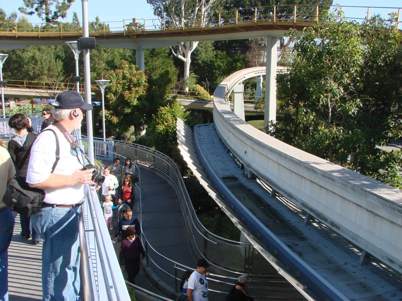disneyland people mover narrative essay