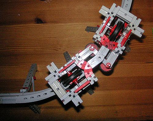 Monorail Modeling Page-Nowicki Alweg model