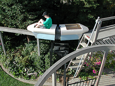 how about a backyard monorail community forums