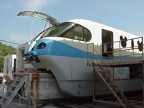 Tokyo Disneyland Resort Line Trains